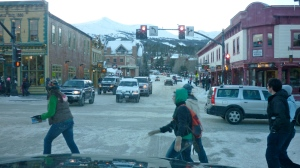 Breck intersection